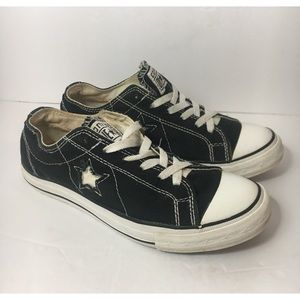 CONVERSE WOMEN'S ALL STAR LOW TOP SNEAKERS 7